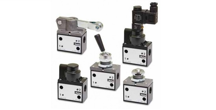 Heavy Duty Poppet Valves