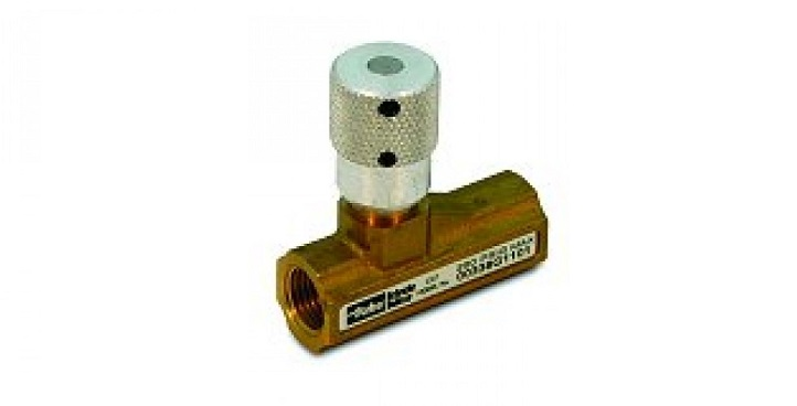 Micrometer Flow Control Valves