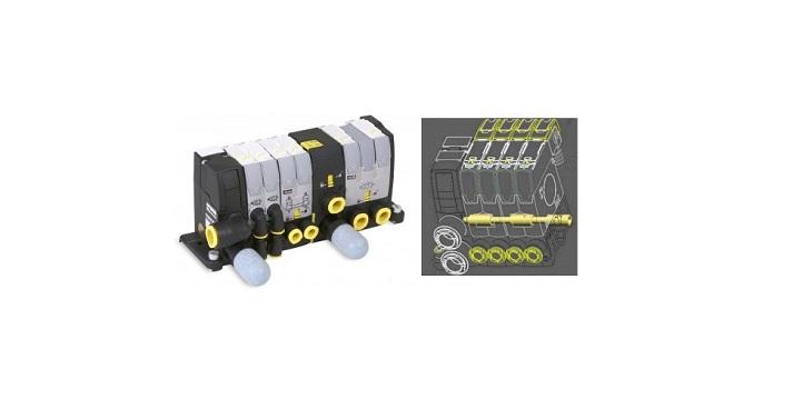 Moduflex Valves System - P2M