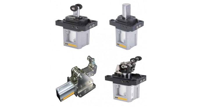 Stopper Cylinders - STV / STVR